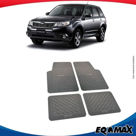 Tapete Borracha Eqmax Subaru Forester