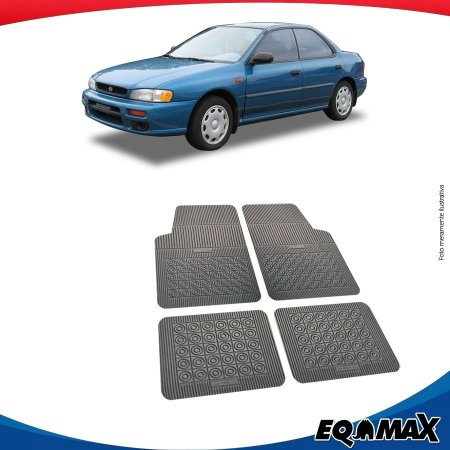 Tapete Borracha Eqmax Subaru Impreza Sedan