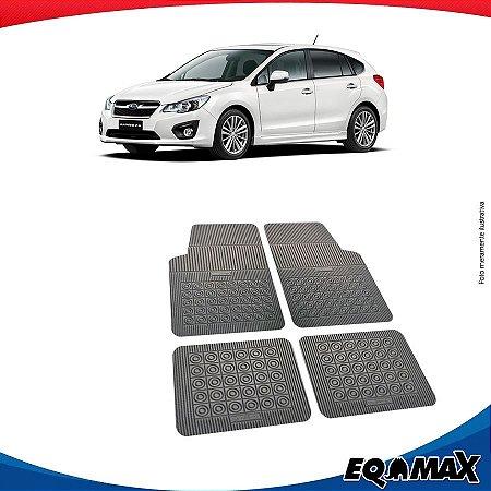 Tapete Borracha Eqmax Subaru Novo Impreza Hatch
