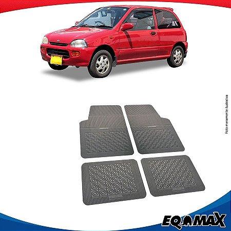 Tapete Borracha Eqmax Subaru Vivio
