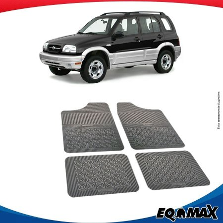 Tapete Borracha Eqmax Suzuki Grand Vitara