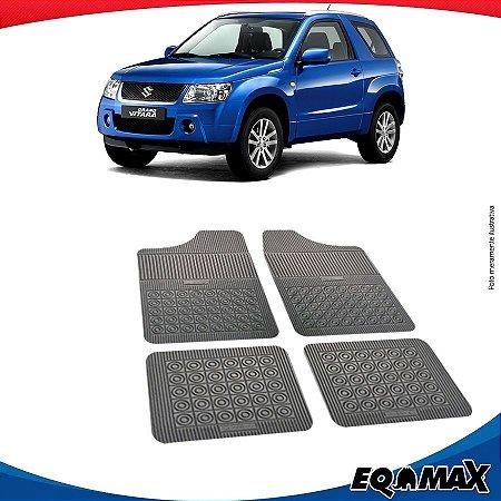 Tapete Borracha Eqmax Suzuki Novo Grand Vitara