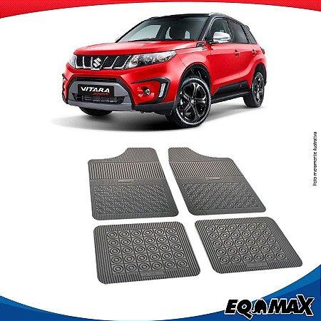 Tapete Borracha Eqmax Suzuki Novo Vitara Sport