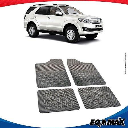 Tapete Borracha Eqmax Toyota Nova Hilux SW