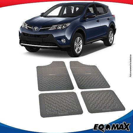 Tapete Borracha Eqmax Toyota Rav4