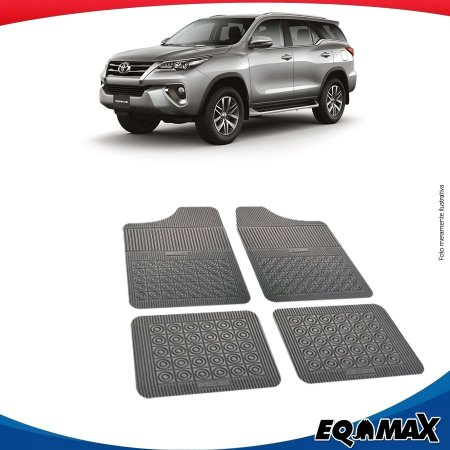 Tapete Borracha Eqmax Toyota SW4