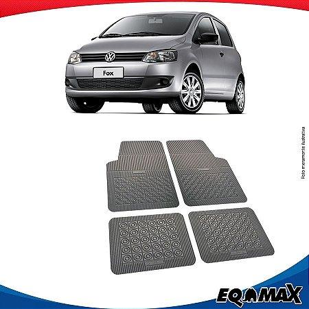 Tapete Borracha Eqmax Volkswagen Fox