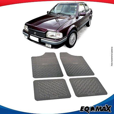 Tapete Borracha Eqmax Volkswagen Apollo