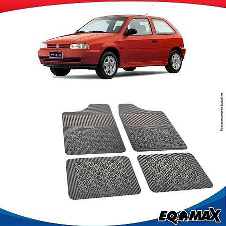 Tapete Borracha Eqmax Volkswagen Gol G2