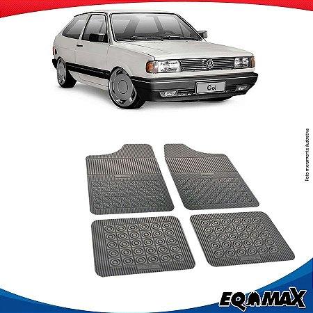 Tapete Borracha Eqmax Volkswagen Gol Quadrado