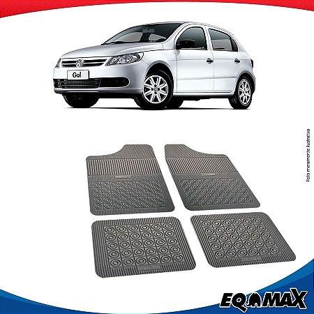 Tapete Borracha Eqmax Volkswagen Gol G5