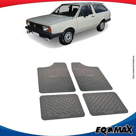 Tapete Borracha Eqmax Volkswagen Parati Quadrada