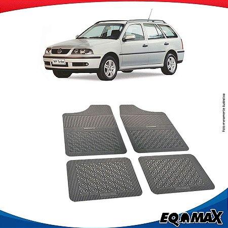 Tapete Borracha Eqmax Volkswagen Parati G3
