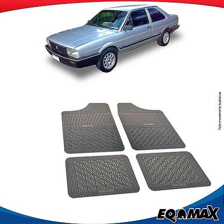 Tapete Borracha Eqmax Volkswagen Santana II