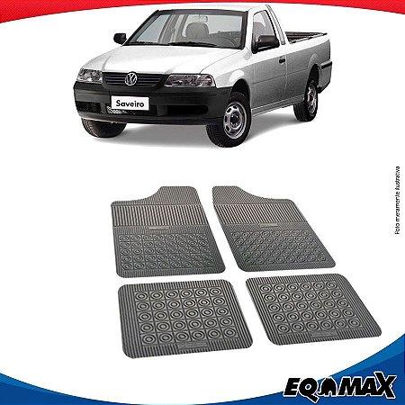 Tapete Borracha Eqmax Volkswagen Saveiro G3