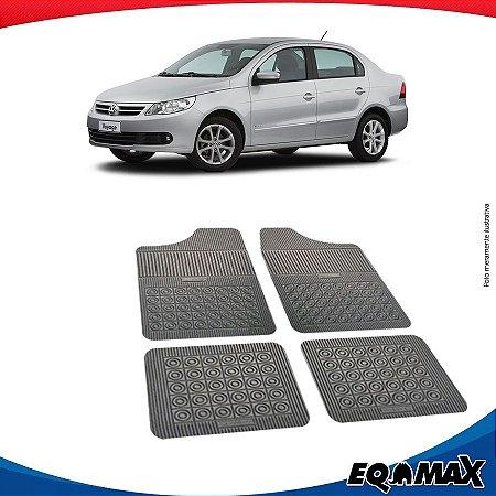 Tapete Borracha Eqmax Volkswagen Voyage G5