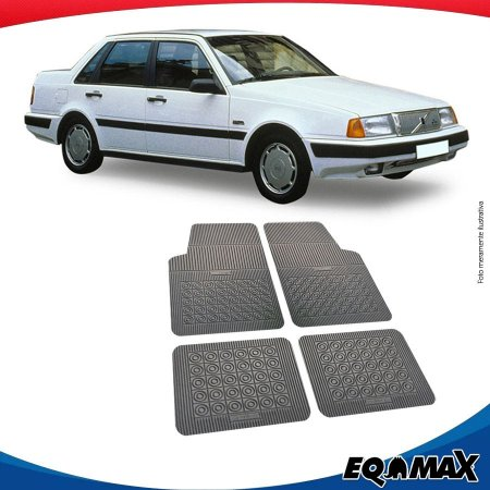 Tapete Borracha Eqmax Volvo 460