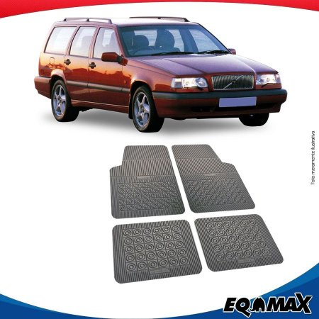 Tapete Borracha Eqmax Volvo 850