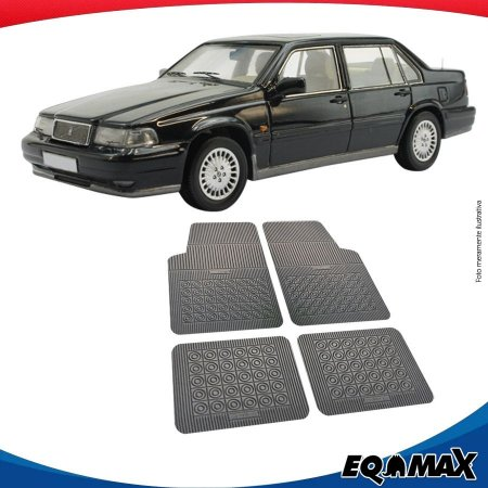 Tapete Borracha Eqmax Volvo 960