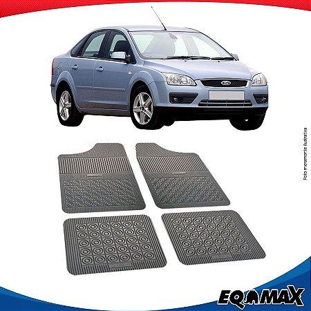 Tapete Borracha Eqmax Ford Focus Sedan 00/08