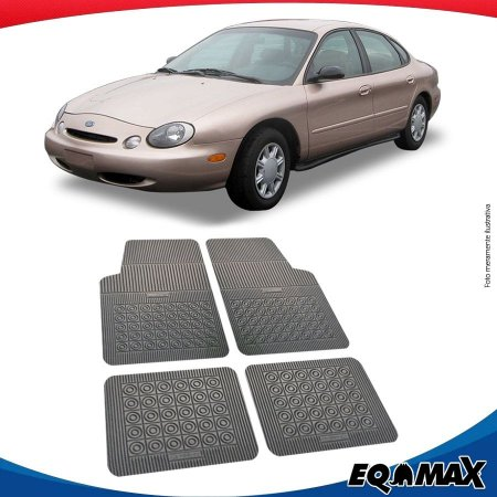 Tapete Borracha Eqmax Ford Taurus Antigo