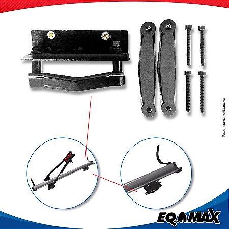 Kit Fixação Eqmax Transbike Velox Aluminio