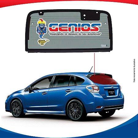 Vigia Térmico Subaru Impreza Hatch 14/16 Vidro Traseiro