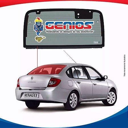 Vigia Térmico Renault Symbol 09/16 Vidro Traseiro