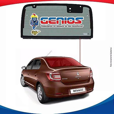 Vigia Térmico Renault Logan 13/...Vidro Traseiro