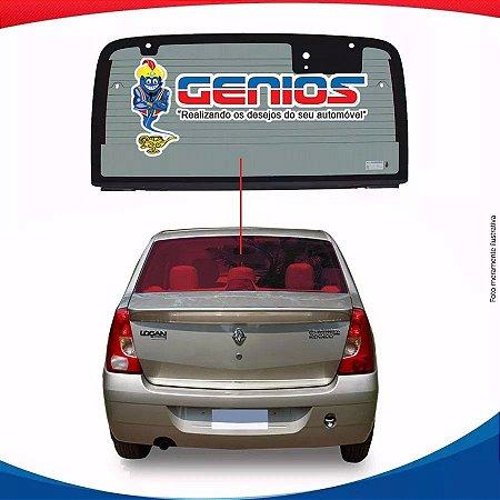 Vigia Térmico Renault Logan 07/12 Vidro Traseiro
