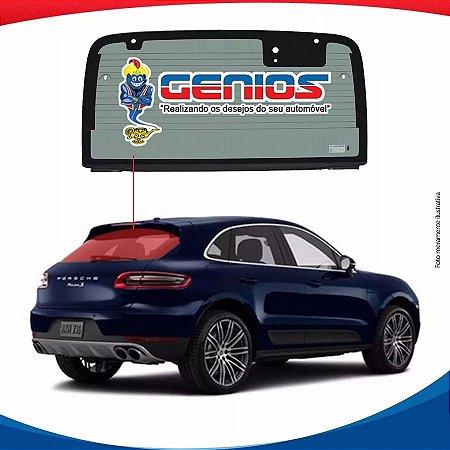 Vigia Térmico Porsche Macan Vidro Traseiro