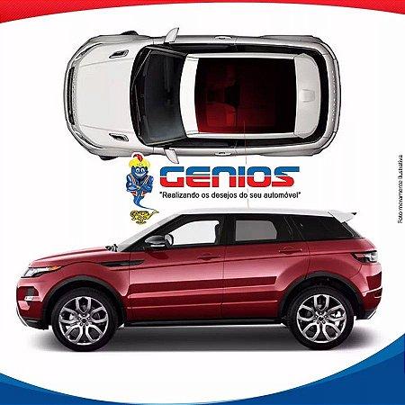 Teto Solar Land Rover Evoque - Vidro Teto Solar Evoque