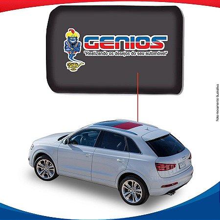 Teto Solar Audi Q3 16/...Vidro Teto Fixo Traseiro