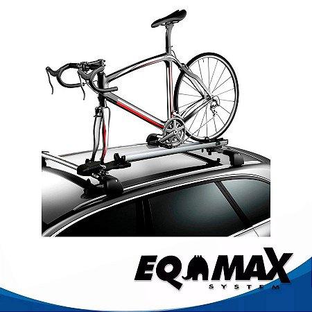Rack Eqmax Bike Teto Snk Prata