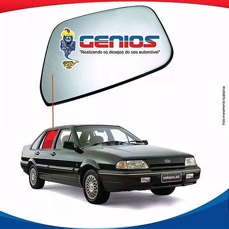 Vidro De Porta Traseiro Esquerdo Ford Versailles 4 Pts 92/98