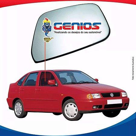 Vidro De Porta Dianteiro Direito Vw Polo Classic 97/02 4 Pts