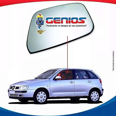 Vidro Porta Dianteiro Esquerdo Seat Ibiza 95/02