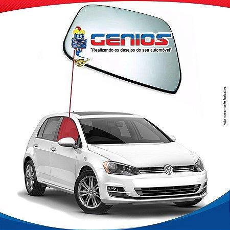 Vidro Porta Dianteiro Direito Vw Novo Golf 13/...