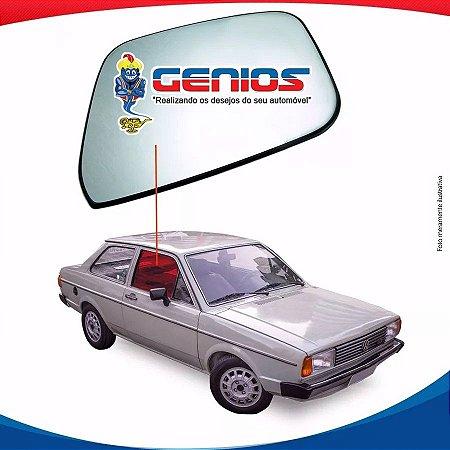 Vidro Porta Lado Direito Volkswagen Voyage 2 Portas 81/86