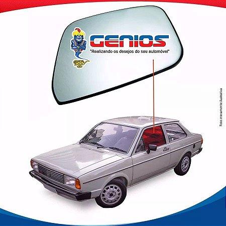 Vidro Porta Lado Esquerdo Volkswagen Voyage 2 Portas 81/86