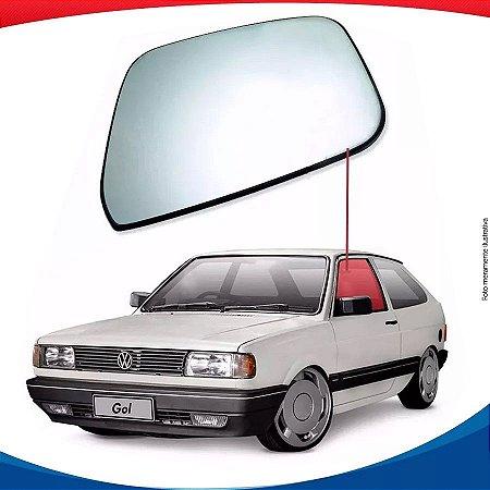 Vidro Porta Esquerdo Inteiriço Volkswagen Gol Quadrado 85/95