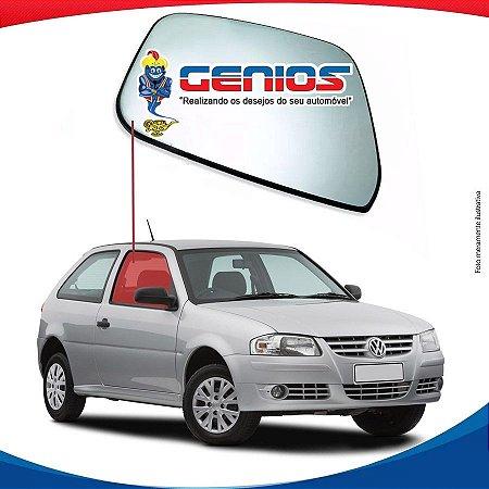 Vidro Porta Lado Direito Volkswagen Gol G4 2 Portas 06/14