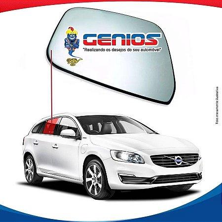 Vidro Porta Traseiro Direito Volvo V60 11/...