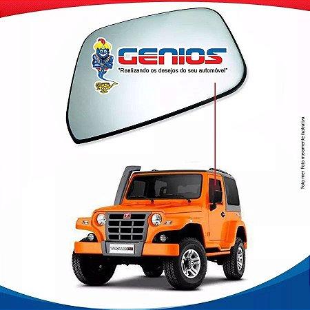 Vidro Porta Esquerdo Troller Gasolina 97/00