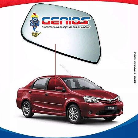 Vidro Porta Dianteiro Direito Toyota Etios Sedan 12/...