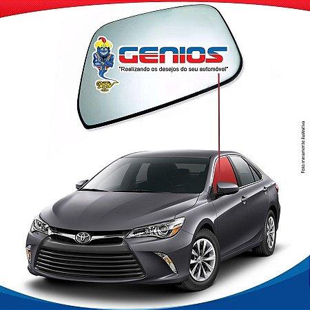 Vidro Porta Dianteiro Esquerdo Toyota Camry 12/16