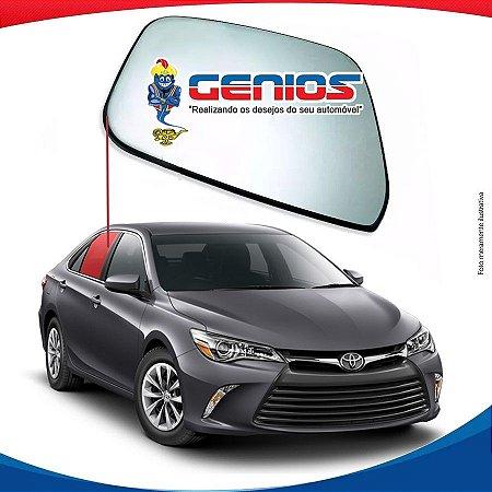 Vidro Porta Traseiro Direito Toyota Camry 12/16