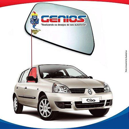 Vidro Porta Dianteiro Direito Renault Clio 09/16 4 Portas