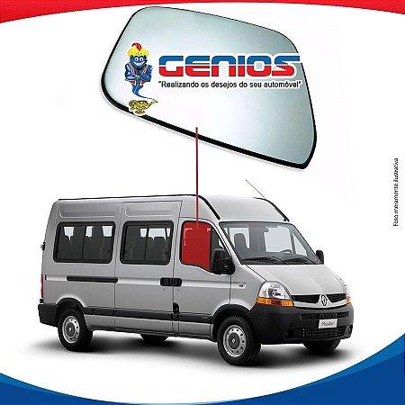 Vidro Porta Lado Direito Renault Master 02/13