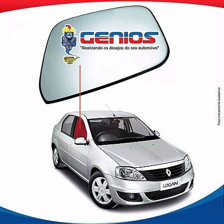 Vidro Porta Dianteiro Direito Renault Logan 07/14